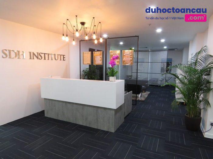 Du học Singapore ngành Du lịch Khách sạn tại Học viện SDH