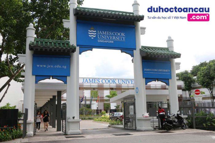 Đại học công lập James Cook Singapore