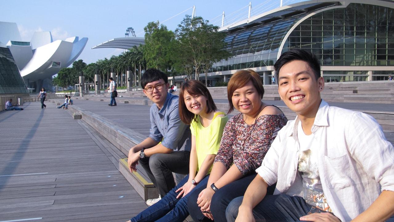 Điều kiện để có thể apply khi đến Singapore du học